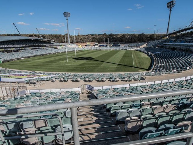 'I still believe in stadium plan': Barr says forgiving Mr Fluffy loan can help venue vision