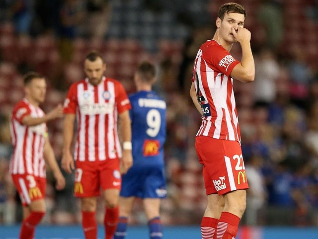Melbourne City captain Scott Jamieson says his team have a problem with managing games