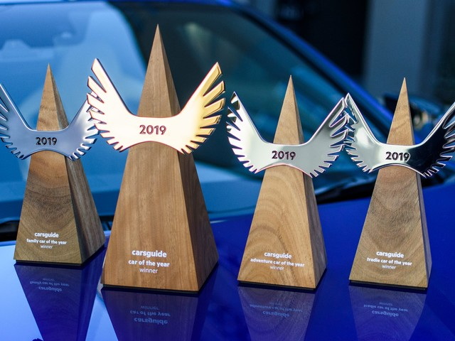 2019 CarsGuide Car of the Year awards launched