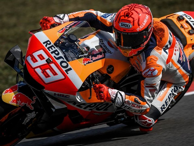 Six-time MotoGP champ's bold claim after epic return from three surgeries