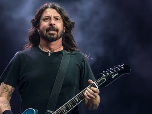 """Dave Grohl Isn't On The New QOTSA Album After All, Has Been """"Riding Motorcycles And Eating Waffles"""" With Josh Homme"""