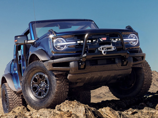 Ford Expects 75% Of Bronco Deposits To Translate Into Firm Orders