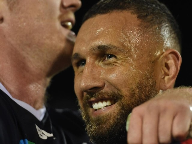 Quade Cooper shows he's no spent force after guiding Rebels to win in debut for club and first Super Rugby match since 2017