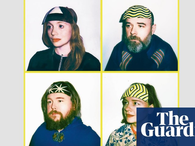 Songs about sewage and space travel? It's prog-folk band Hen Ogledd