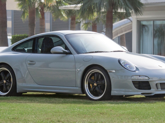 "Get One Of The Very Last 2010 Porsche 911 Sport Classics For ""Just"" $600,000"