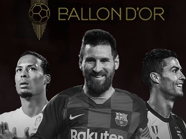 Ballon d'Or live blog: Virgil van Dijk and Mohamed Salah in the hunt with Lionel Messi tipped to clinch prestigious award