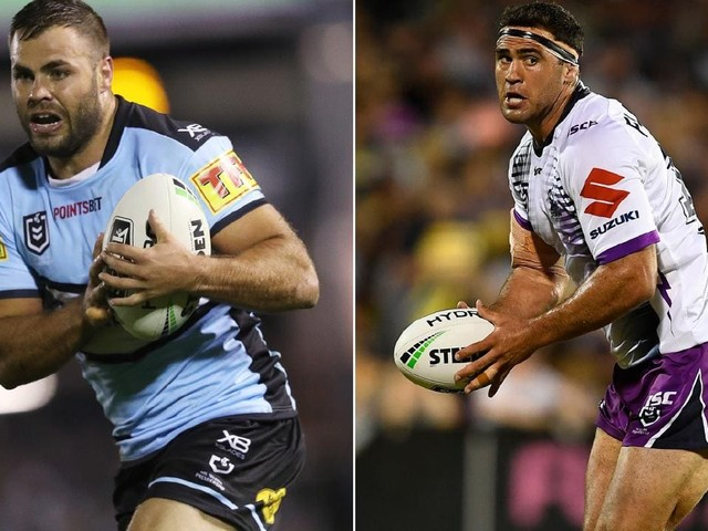 Michael Ennis backs Wade Graham and Dale Finucane to fill NSW Blues front row void