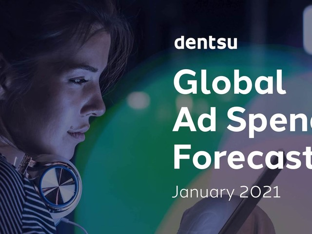 Dentsu predicts 5.9% growth in ad spend for 2021 in Australia