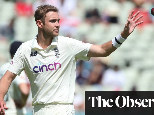 Recovering Stuart Broad has his sights set on key opening Ashes Test