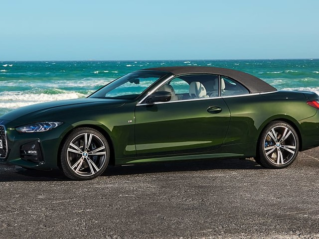 2021 BMW 4 Series Convertible detailed: Mercedes-Benz C-Class and Audi A5 rival goes soft with new fabric roof