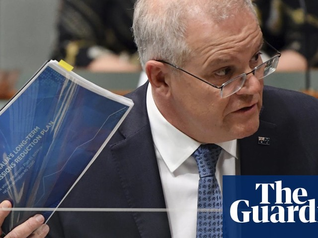 Scott Morrison refuses to release net zero 2050 modelling amid condemnation of climate policy