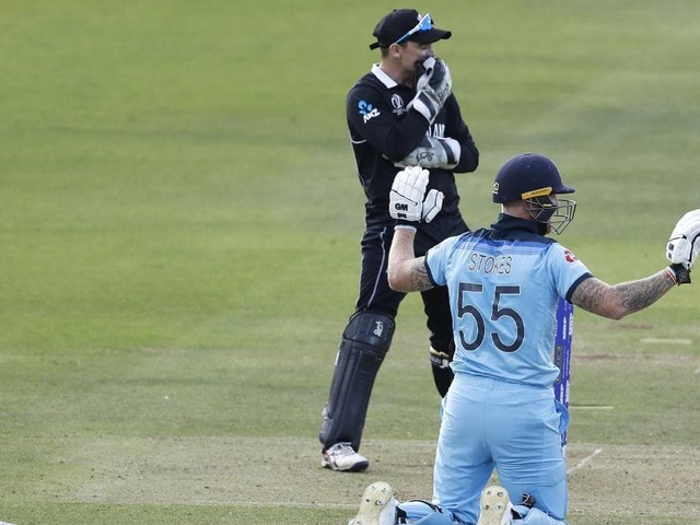 Cricket World Cup 2019: The wacky moment that helped England to WC win over New Zealand