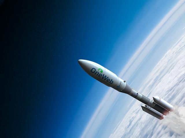 Start-Up OneWeb Seals Funding For Massive Broadband Satellite Launch