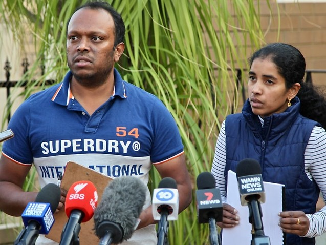 'Pure medical negligence': Parents of Aishwarya Aswath slam report into her death at Perth hospital