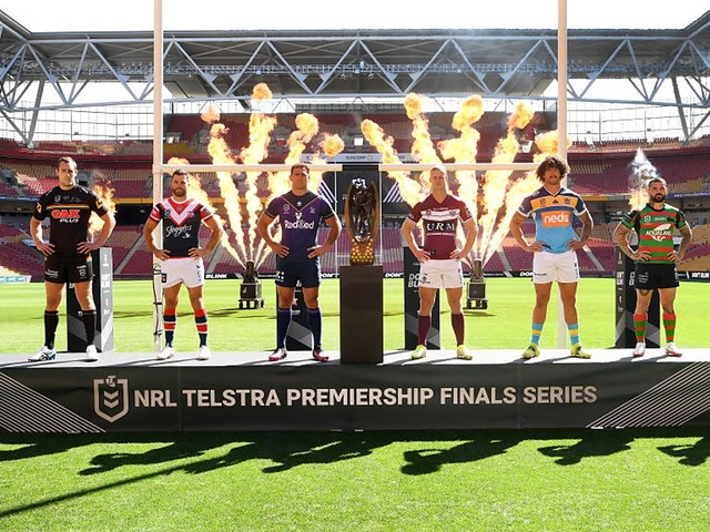 2021 NRL Grand Final: How To Watch It Online And Free