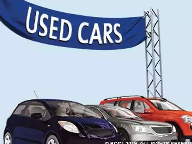 Sale of used cars in top gear in India amid coronavirus pandemic