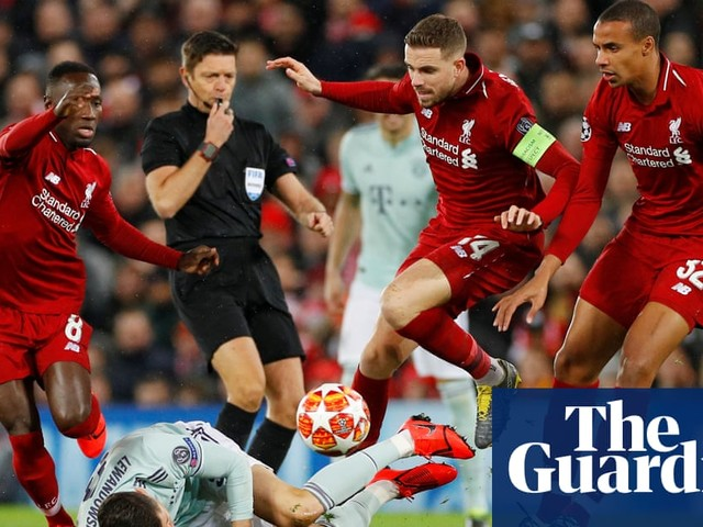 Jordan Henderson steps up to show the value of meat and potatoes | Barney Ronay