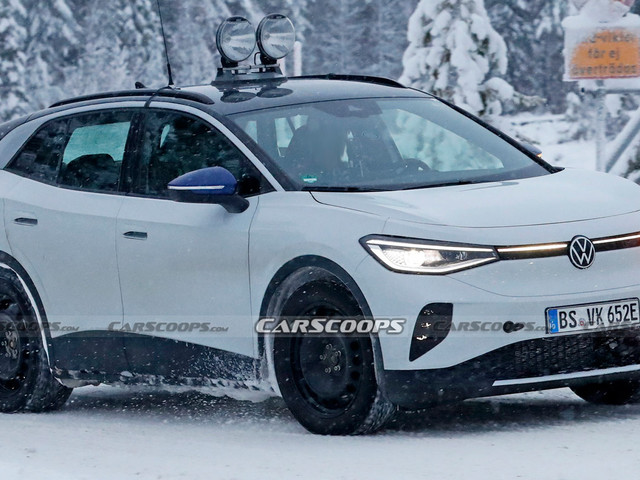 VW To Introduce At Least One EV Every Year, ID.4 GTX Coming Soon