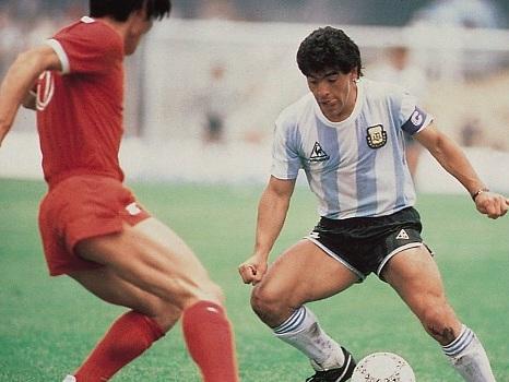 FOX Sports remembers Maradona