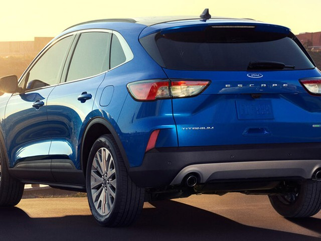 Designer Of 2020 Ford Escape Was Inspired By BMW Motorcycles