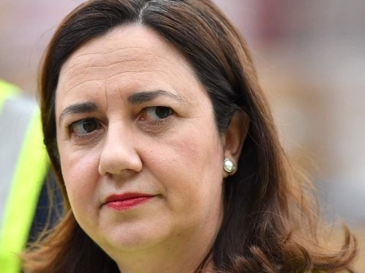 Queensland Premier's office accidentally reveals ASIO agent's name