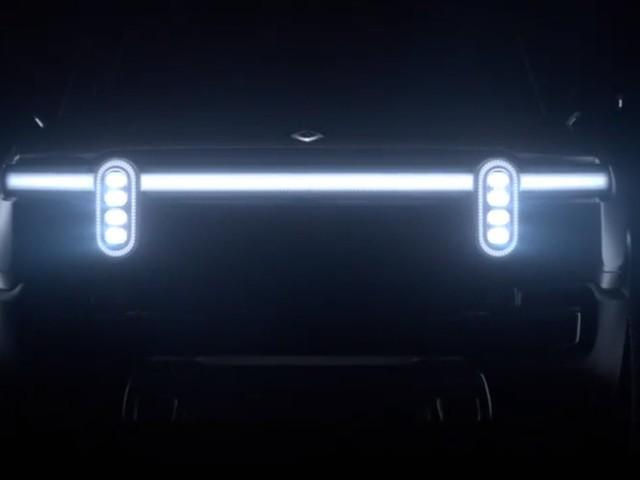 Rivan R1T Electric Pickup Teased, Debuts November 26th