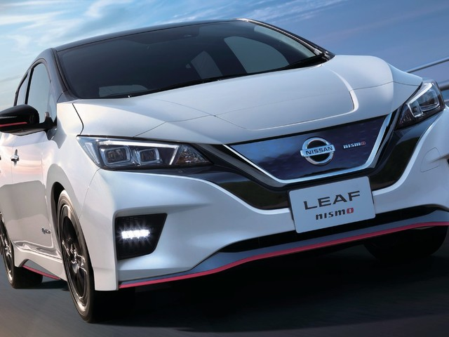 Nissan Leaf Nismo Finally Released…. But Only For Japan