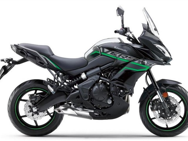 2019 Kawasaki Versys 650 Launched, Priced At Rs. 6.69 Lakhs
