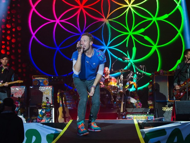 Coldplay To Livestream First Stadium Show In Five Years To Celebrate New Album