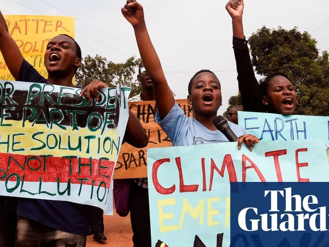 Poorer countries spend five times more on debt than climate crisis – report