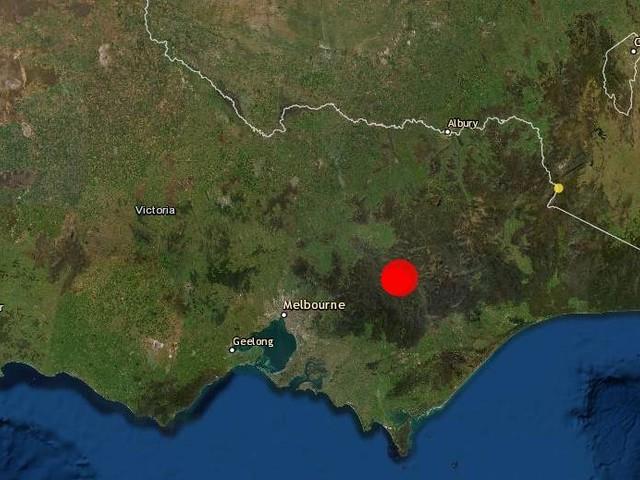 5.8 magnitude earthquake felt across Riverina
