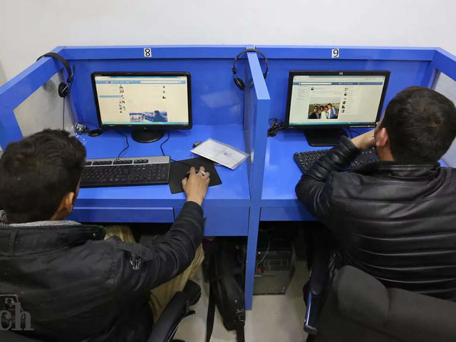 Taliban turns social media into a tool for control
