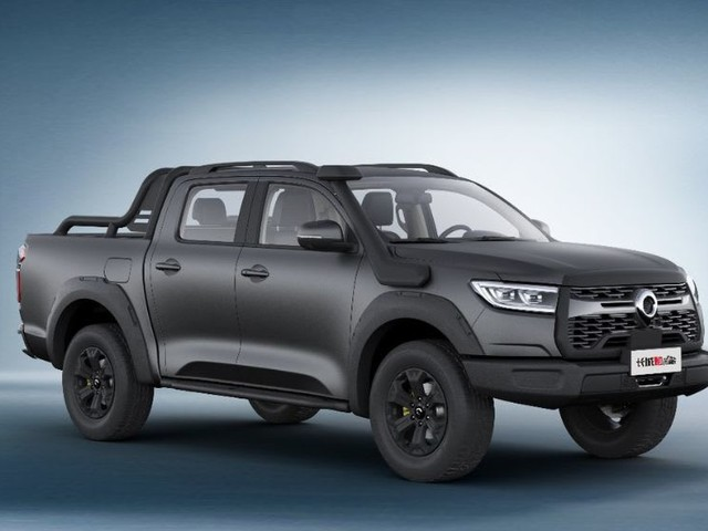 China is coming for Australia's tough-ute market: Ford Ranger Raptor-baiting GWM Cannon Everest is firming for Oz