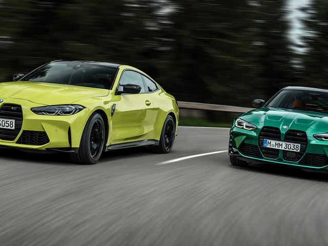 2021 BMW M3 And M4 Launched In Australia With RWD, AU$144,900 Starting Price