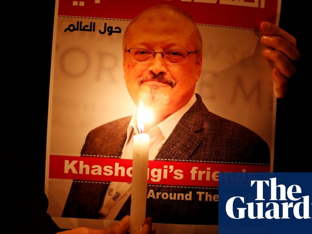 Time magazine names Jamal Khashoggi and persecuted journalists 'person of the year'