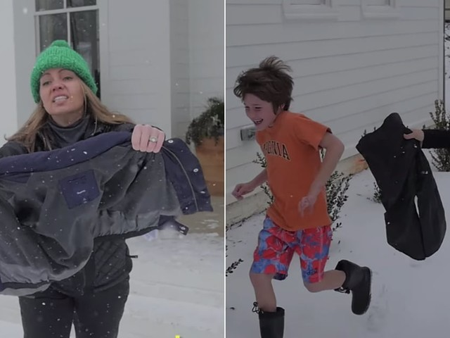 This Video Is For All the Parents Struggling to Put a Coat (and Boots and Gloves) on Their Kids Right Now