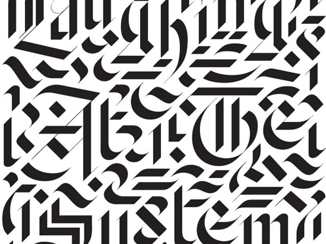 LISTEN: Total Control – 'Laughing at the System' LP