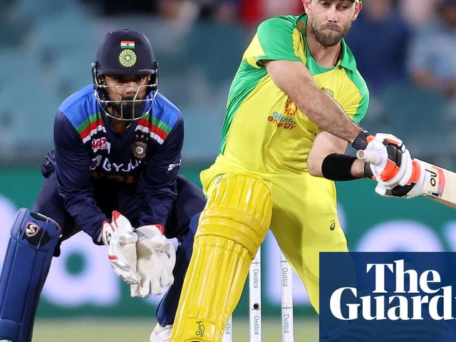 'That's not a cricket shot!': Glenn Maxwell and the art to flicking the switch | Geoff Lemon