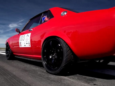 This 1000 Horsepower 1971 Toyota Celica With A GT-R Driveline Will Tear Your Brain In Half