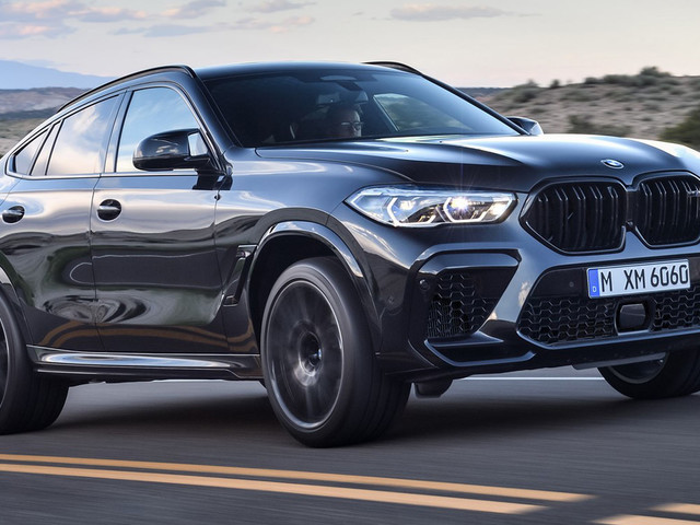 BMW X5 M And X6 M Competition Start At AU$209,900 In Australia