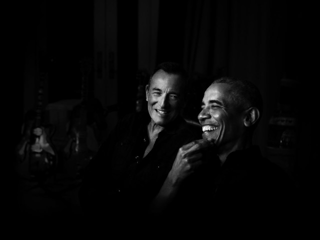 Bruce Springsteen And Barack Obama Are Releasing A Book Together