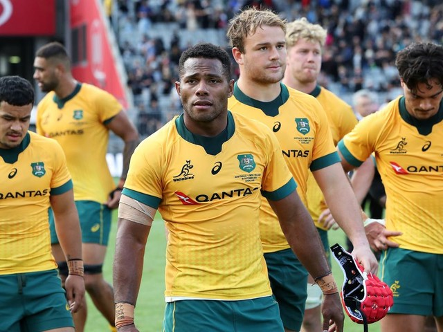 Legend says Wallabies shouldn't support 'divisive' BLM movement because 'we don't have that issue'