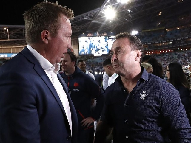 'Stick it up your a***': Ricky's blunt response over NRL grand final re-match hype
