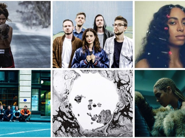 Music Feeds Faves: 2016 Edition