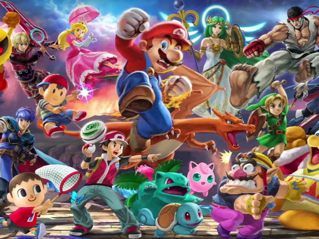 Nintendo is offering a new Super Smash Bros. Ultimate freebie - CNET