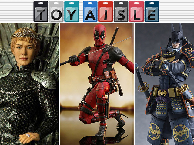 A Deadpool Figure Fit For The Dance Floor, And More Of The Greatest Toys Of The Week