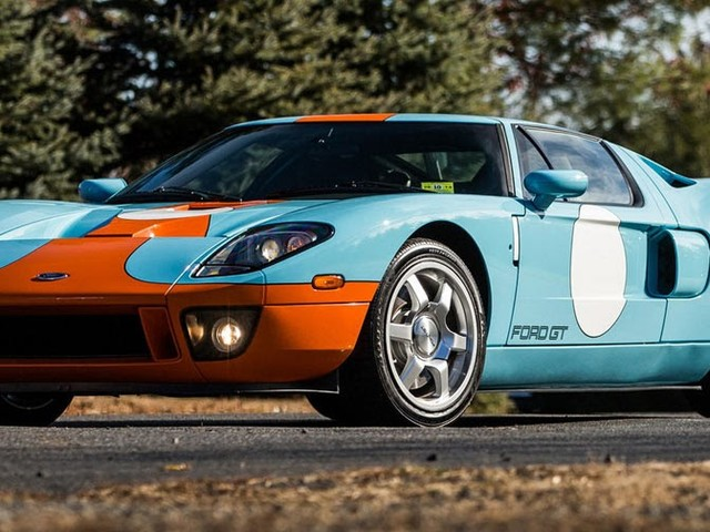 2006 Ford GT Heritage Edition Looks Ready To Race At Le Mans