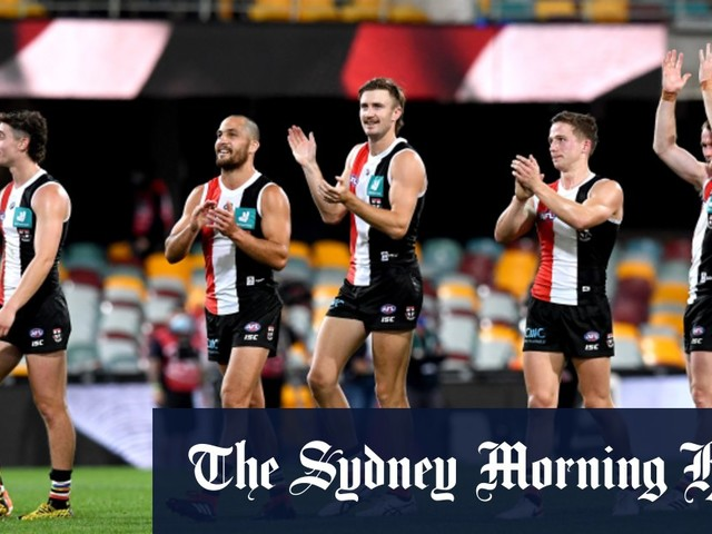 Saints solidify spot in top four with win over Swans