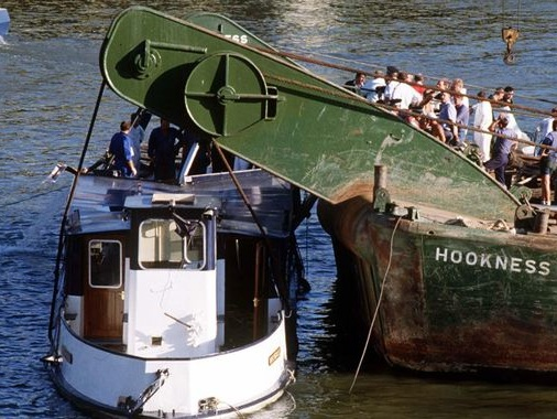 Thames safety warning on 30th anniversary of Marchioness disaster