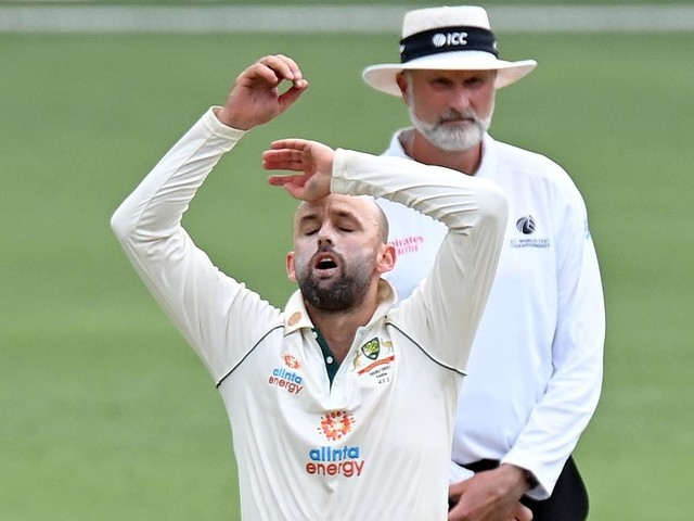 Indians 'ooze class' with superb gesture for milestone man Nathan Lyon